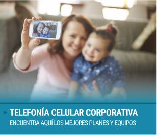 Telefonía Celular Corporativa