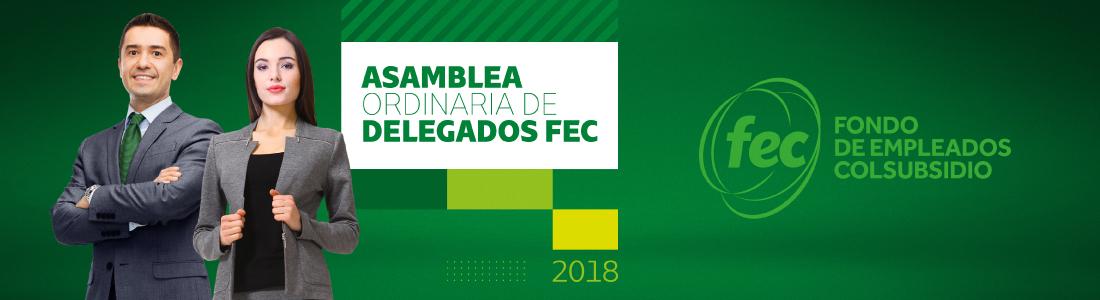 Asamblea FEC 2018